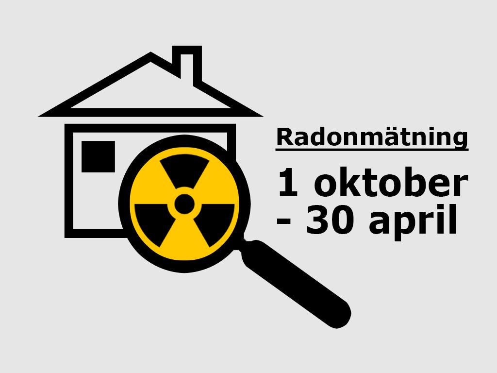 Radonmärning nyhet